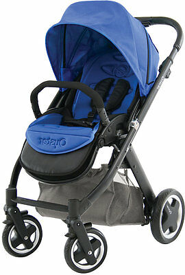 Babystyle Oyster2 Oyster Max Stroller Colour Pack Electric Blue Brand New Baby