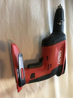Hilti SD 4500-A18 Cordless Driver. Tool Only. Excellent.