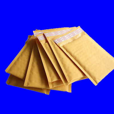 Padded Envelopes 140 x 170mm Bubble Mailer Postal Bags Self Seal Bubble Envelope