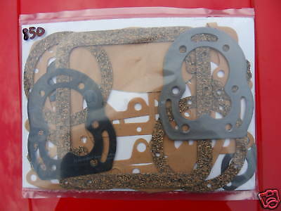 850 VELOCETTE 200cc SIDE VALVE LE TWIN MK II 1951-58 ENGINE GASKET SET