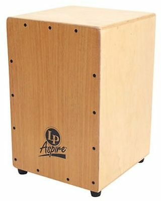 LP Latin Percussion Aspire Cajon Natural - LPA1331