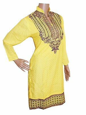 New designer embroidered kurta kurti tunic kameez