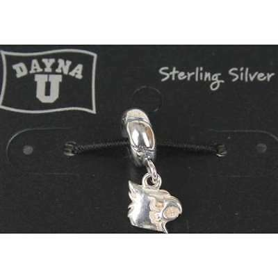 """PERSONA Sterling Silver /""""Louisville Cardinals/"""" Bead Charme H14241P1"""