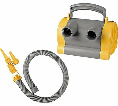 High Performance Electric Air Pump 220-240 Volts Pool Up And Ready In Quick Time