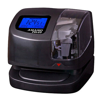 AMANO PIX25 OEM Time Clocks,