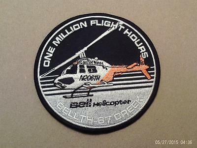 bell helicopter bell th 67 creek 1 one million flight hours n206th