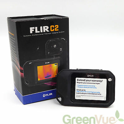 Flir C2, 72001-0101 Powerful & Compact Thermal Imaging System
