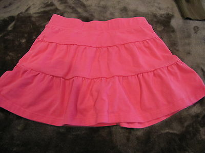 Girl's The Children's Place Pink Ruffle Skirt - Size  5 - Great Condition!