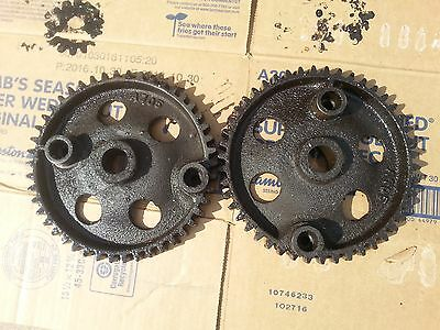 A702 Aermotor 8 ft Windmill large gear pair A705