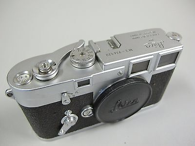 Leica DBP M3 - 734522 Rangefinder Camera Body for Parts only