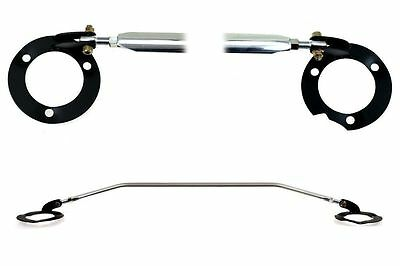 Nuovo  Sport Pro-Type Front Upper Strut Bars Pp-Ro-004 Bmw E36 4-Cylinder