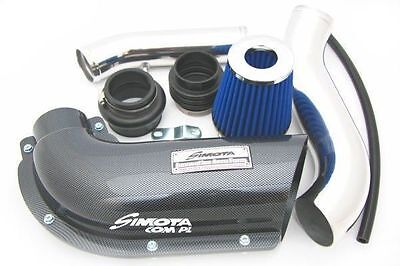 Top Cold Air Intake Simota Carbon Aero Form Sm-Pt-003 Honda Accord 1994-1997