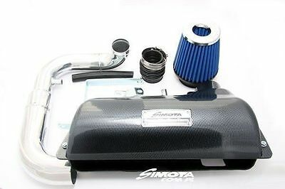 TOP COLD AIR INTAKE SIMOTA CARBON AERO FORM SM-PT-017 FIAT PANDA 2003- 1.3i