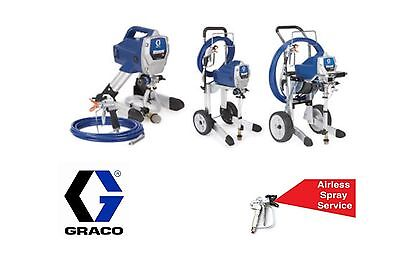 Graco Magnum Airless Paint Sprayer Range - Special Order Only