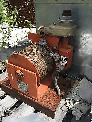 Thern Model 484 Power Winch