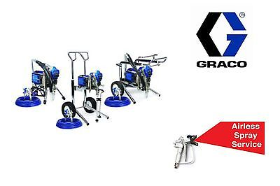 Graco Ultra Max Ii (Med) Airless Paint Sprayer  W/proconnect- Free Shipping