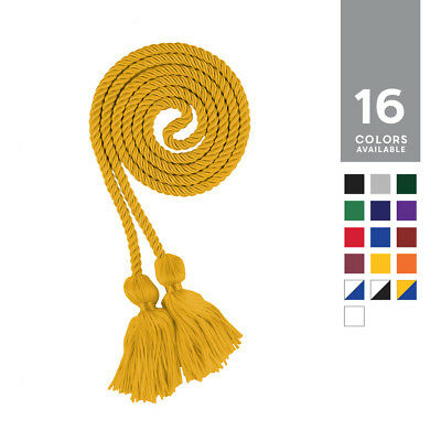 "High Quality 60"" Honor Cord Graduation Academic Apparel"