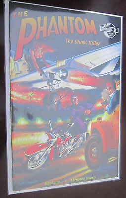 Phantom The Ghost Killer GN (2002) #1-1ST, 8.0/VF