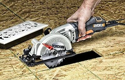 "Stainless Steel 4-1/2"" Compact Circular Saw Thin Blade Power Tool Woodwork NEW"
