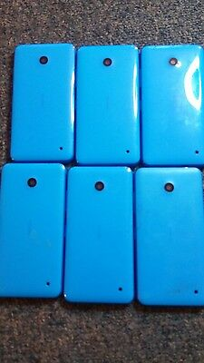 Lot of 6 Nokia Lumia 635 640 RM-1078 POWERS ON Parts Repair SOLD AS-IS #G132