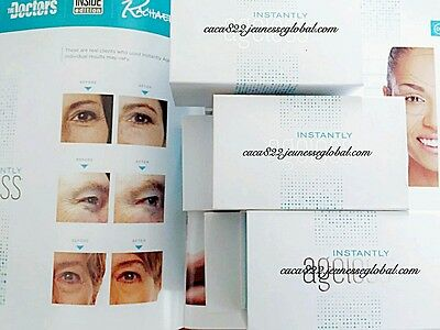 Instantly Ageless 100 Sachets 2 Boxes New Sealed by Jeunesse US Authentic
