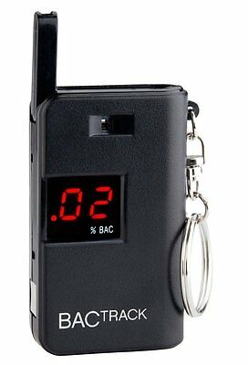BACtrack - Keychain Breathalyzer, Portable Keyring Breath Alcohol Detector