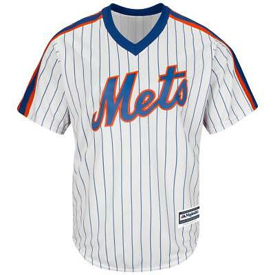 Majestic New York Mets Cool Base MLB Trikot Alternate Coop