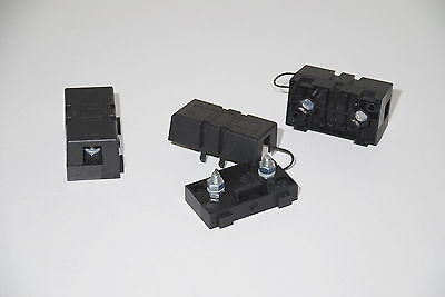 5 Littlefuse MIDI BF1 80A Fuse & Holder Covered Snap Lock 498  Series     (D3)