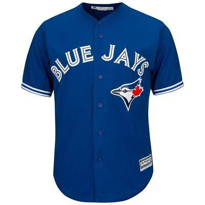 Majestic Toronto Blue Jays Cool Base MLB Trikot Alternate Blau