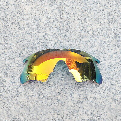 95674fe26b RAWD ORANGE RED Mirrored Replacement Lenses for-Oakley M Frame Heater  POLARIZED