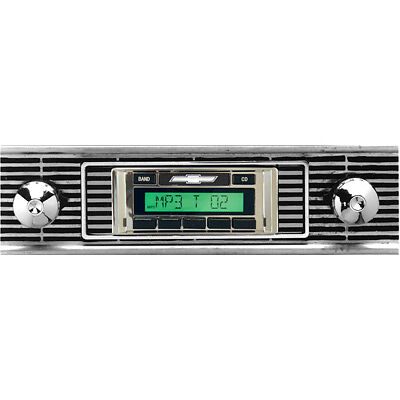 1956 Chevy 210 Radio, USA-230, Classic Car Stereo