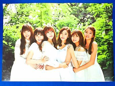 G-FRIEND - LOL  Official Unfolded Posters Hard Tube Case Kpop