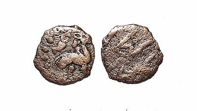 (8191) Chach AE coin, unknown ruler.