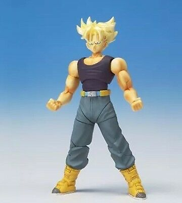 Dragon Ball Z Hybrid Action Super Super Saiyan Trunks Japan Figure