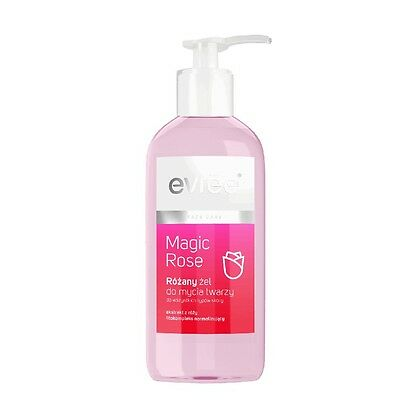 Evree Magic Rose Two Phase Eye Make Up Remover All Skin Types 200ml