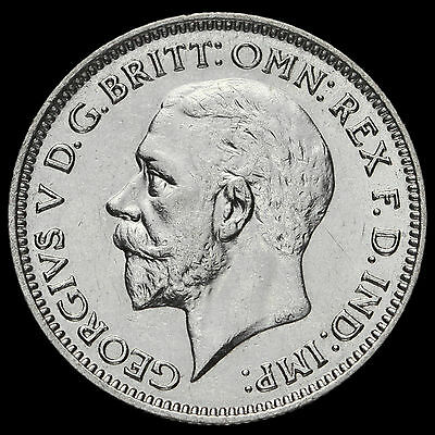 1931 George V Silver Sixpence – EF #2