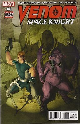 Venom Space Knight #8 Marvel Comics