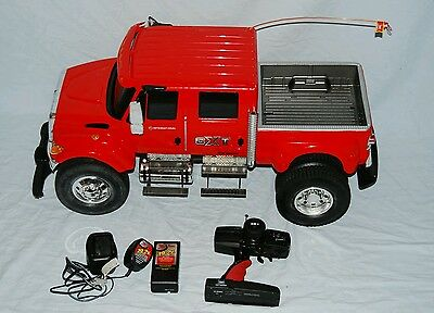 """New Bright International CXT RC truck 29"""" long 1/6th scale complete!"""