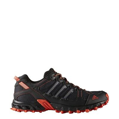 Men's Adidas Rockadia Trail Black Sport Athletic Running Shoes BY1790 Size 9-15
