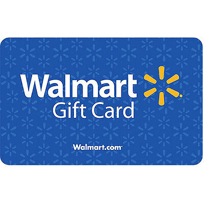 $400 Walmart Gift Card (US-Nationwide)