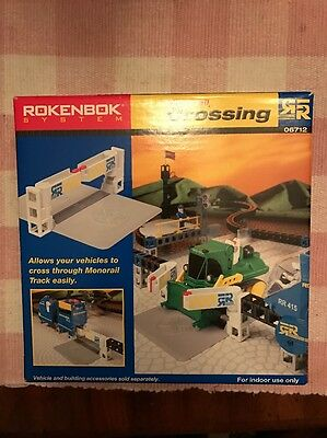 Rokenbok System Monorail Crossing 06712 New