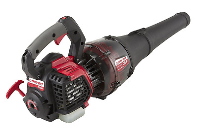 Troy-Bilt JET Mixed Flow Gas Leaf Blower - High Volume 650 cfm