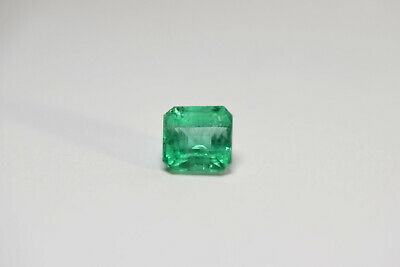 Emerald Colombian 2.72ct Loose Gemstone - INS &  RRV A$ 3,600 NCJV certification