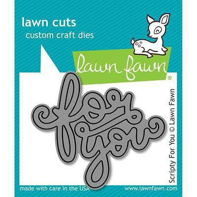 Lawn Fawn - Dies - For You