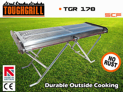Scf Tough Grill Commercial Lpg Gas Barbecue Bbq Grill Outdoor Catering Inc Vat