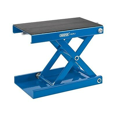 M/CYCLE PAD LIFT 450KG Draper Tools