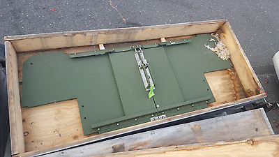 QTY of 3  Military Grade Kevlar Armored back dividers Humvee, M998 M1038 M1123