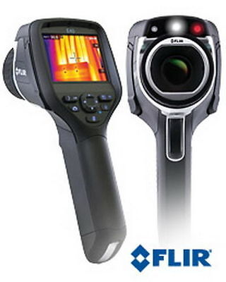 FLIR E40 THERMAL IMAGING INFRARED CAMERA (160 X 120 IR Resolution)