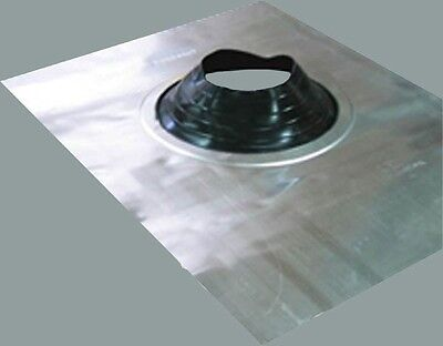Tiled Roof Flashing to fit 125-150mm Ducting