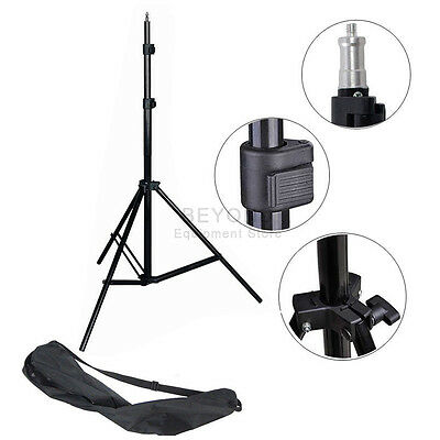 Photography Light Stand Pro Tripod For Studio Soft Box Flash Lighting Kit
